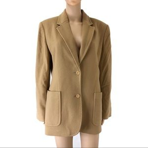 Katie Hill Wool Brown coat Size 12 (up)